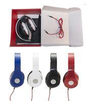 Over-Ear 3.5mm Earphones Headphones model 89 for iPod iPhone MP3 PC Music + BAG