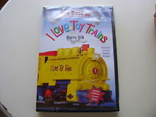 The Best of I Love Toy Trains DVD Parts 1-6  TM Books & Videos