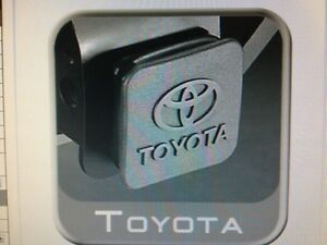 GENUINE TOYOTA TRAILER HITCH PROTECTOR OEM FACTORY TOYOTA ACCESSORY BRAND NEW