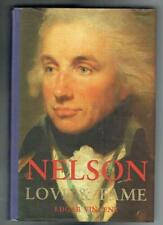 Vincent, Edgar; Nelson. Love and Fame. Yale University Press 2003 Good