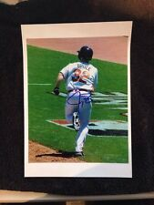 JAY BRUCE Signed Autographed 8 X 10 Baseball Picture Single AUTO PHOTO NY METS
