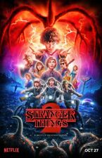 "Stranger Things 2 (11"" x 17"") Movie Collector's Poster Print ( T6)- B2G1F"