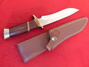 L C Smith Dallas TX mint Custom handmade mint Bowie Knife