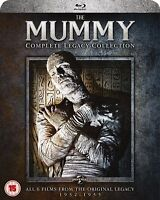 The Mummy Completo Legacy Collection(6 Film) Blu-Ray Nuovo (8311743)