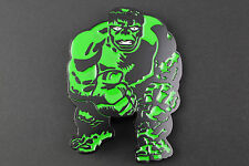 THE HULK BELT BUCKLE AVENGERS  MARVEL COMIC BOOK MOVIE
