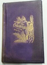1870 The Castaways: A Story of Borneo (First Edition) by Captain Mayne Reid