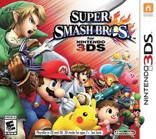 Super Smash Bros. - Nintendo 3DS Game Only