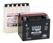NEW MAINTENANCE FREE YUASA SEALED  BATTERY YTX12-BS ATV MOTORCYCLE