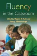 Fluency in the Classroom (Solving Problems in Teaching of Literacy), , Good Cond