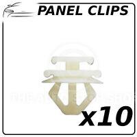 Panel Clip Bodyside Trim Clip Peugeot Range 106/206/306 10 pack Part 1301