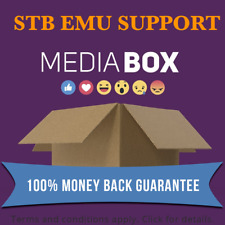 STB EMU AND SMARTERS PRO SUPPORT