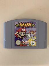 N64 Super Smash Bros Nintendo 64 Game PAL UK