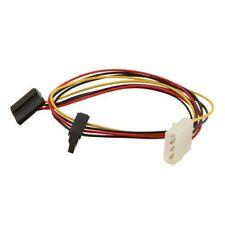 EverCool 50cm 4Pin Molex to 15pin SATA Power  Cable EC-ST004