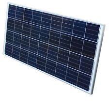 Solarpanel 12V Solarmodul 150W Solarzelle Polykristallin 12Volt 150Watt Poly