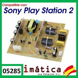 FUENTE ALIMENTACION PARA CONSOLA PLAY STATION 2 REPUESTO SCPH-3500X DC 220V PS2