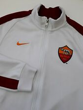 "Men's AS Roma N98 Presentation Jacket 2014/15 - Nike Size S/M 20"" P2P New!"