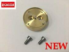 Gaggia Set - Brass Shower Plate Holder 57x14mm and M6X12 Socket Cap Headed Bolt