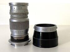 Ernst Leitz Elmar 9cm F4 Leica M Lens Wetzlar