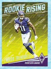 2016 Phoenix Football ~ Laquon Treadwell ~ Vikings ~Yellow Rookie Rising #'d /99