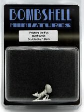 Bombshell BOM60026 Friskers the Fox (Sidekicks) Animal Companion Pet Miniature