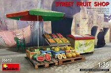 Miniart 35612 Street Fruit Shop 1/35 scale