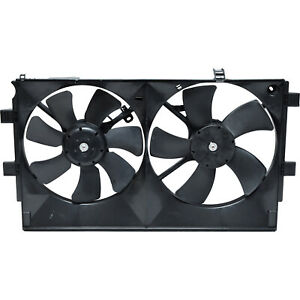 New Dual Radiator and Condenser Fan Assembly for Lancer
