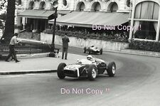 Stirling Moss Lotus 18 Winner Monaco Grand Prix 1961 Photograph 3
