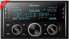 New listing Pioneer Mvh-S622Bs Double Din Digital Media Receiver w/ Alexa Voice & Bluetooth