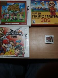 3ds Games Lot