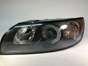 2004 - 2007 Volvo S40 V50 Right LH Driver Headlight Halogen Lamp Assembly OEM