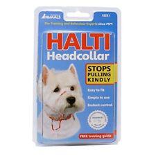 Halti Headcollar Red Size 2 - Dog Stops Pulling Sizes
