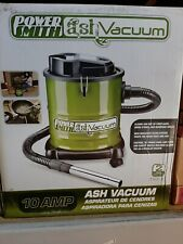 SALE!! POWERSMITH ASH AND SHOP VAC WITH 3 GAL METAL CANISTER DELIVERY 1-3 DAYS