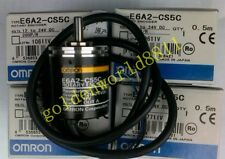 E6A2-CS5C 200P/R NEW Rotary Encoder good in condition for industry use
