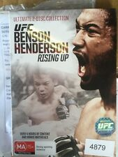 Ultimate 2 Disc Collection  - UFC Benson Henderson: Rising Up BRAND NEW #4879