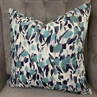 "Modern  18"" Cushion Cover & John Lewis & Partners Posie Fabric , 100% Cotton"