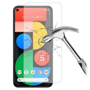 For Google Pixel 3 3XL 3A XL 4 XL 5 5XL Genuine Tempered Glass Screen Protector