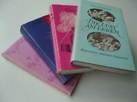 4 Erotica VARIA Sammlung LOT Erotik Romane erotische Literatur moderne Klassiker