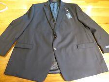 "Ralph Lauren 4XLT 58"" Chest RRP $350 NWT Black 100% wool Jacket, super quality"