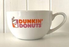 Very Rare Vintage Retro Collectable Dunkin Donuts Doughnuts UK Ceramic Mug Cup