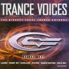 Trance Voices 02 (2001) Lasgo, Perpetuous Dreamer, Marc et Claude, Sara.. [2 CD]