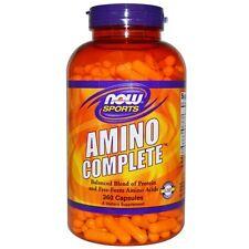 Now Foods, Amino completa, 360 Capsule