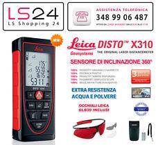 Leica DISTO X310 + Occhiali Leica GLB30 - Distanziometro Laser Leica Geosystems