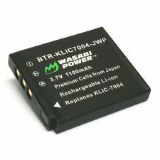 Wasabi Power Battery for Pentax D-LI68, D-LI122, D-L168