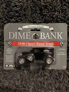 Ertl 1930 Chevy Panel Truck LE Agway Dime Bank 1:43 Scale Die-cast NIP