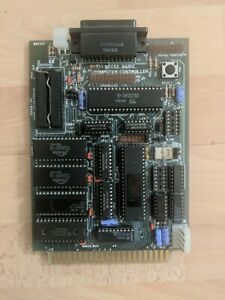 VIntage Micromint BCC52 BASIC computer controller 8052AH-BASIC 32K RAM 8255 UART
