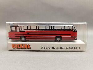 1:87/ H0..Brekina--Magirus-Deutz-Bus M 150 LS 12 59505 / 4 C 856