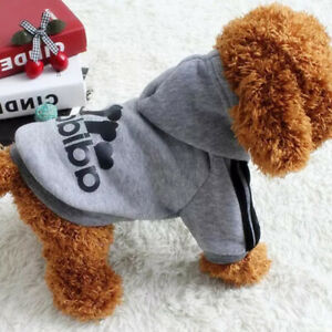 XL-9XL ADIDOG Cotton Hooded Pet Dog Clothes For Small Medium Big Large Dogs