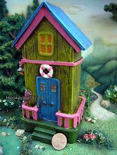 Miniature Tropical Beach House DA30007640 Fairy Garden Dollhouse