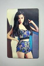 SNSD Girls'Generation YouThink Tiffany Official Lenticular 3D Photo Sticker Card