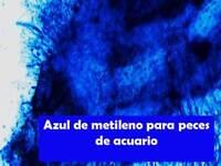Blau methylenblau für fisch aquariums heilung krankheiten stricken weiß 50 ml